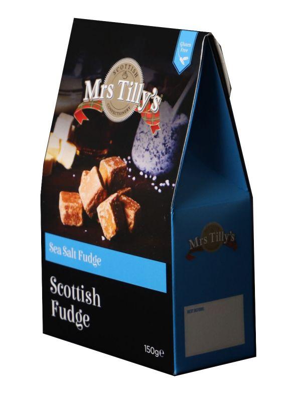 Sea Salt Fudge 150g x 6