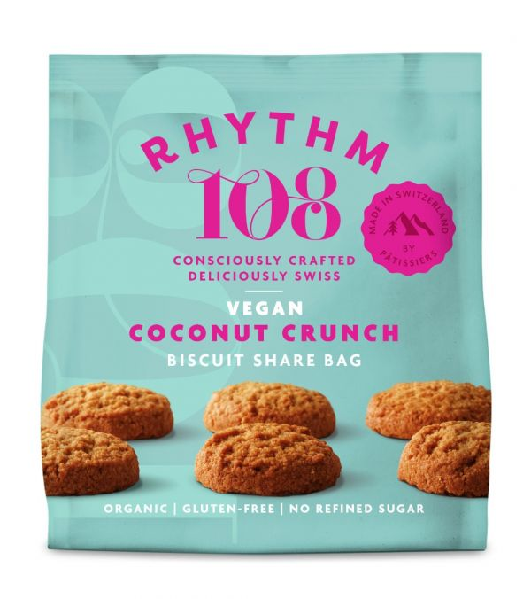 Sharing Biscuit Bag - Coconut Cookie 135g x 12