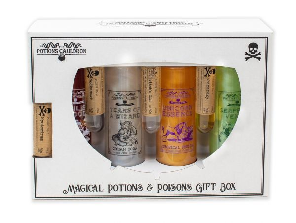 Cocktail Gift Pack 1100ml x 4 (Alcohol Licence Required)