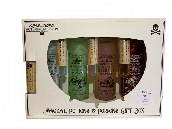 Cocktail Gift Pack 1100ml x 4