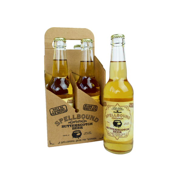 Butterscotch Beer 330ml in Carry Case 4 x 4