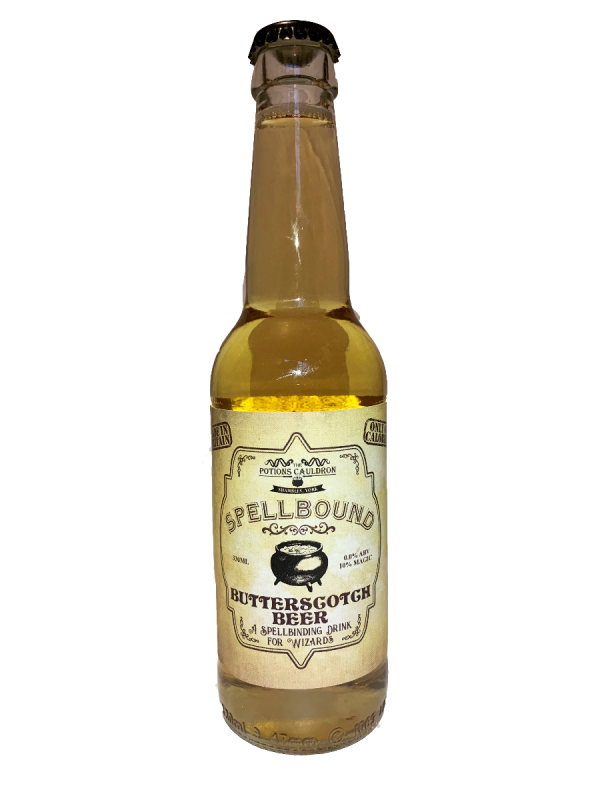 Butterscotch Beer 330ml x 16 Alcohol Free
