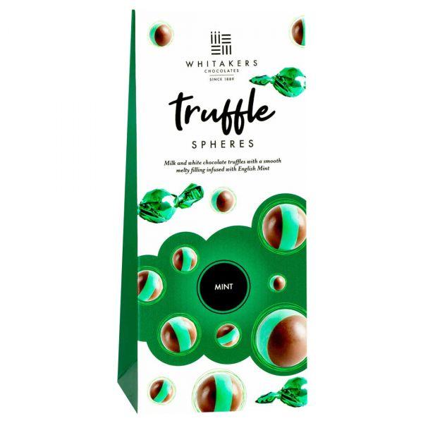 Milk Mint Truffles 100g x 12