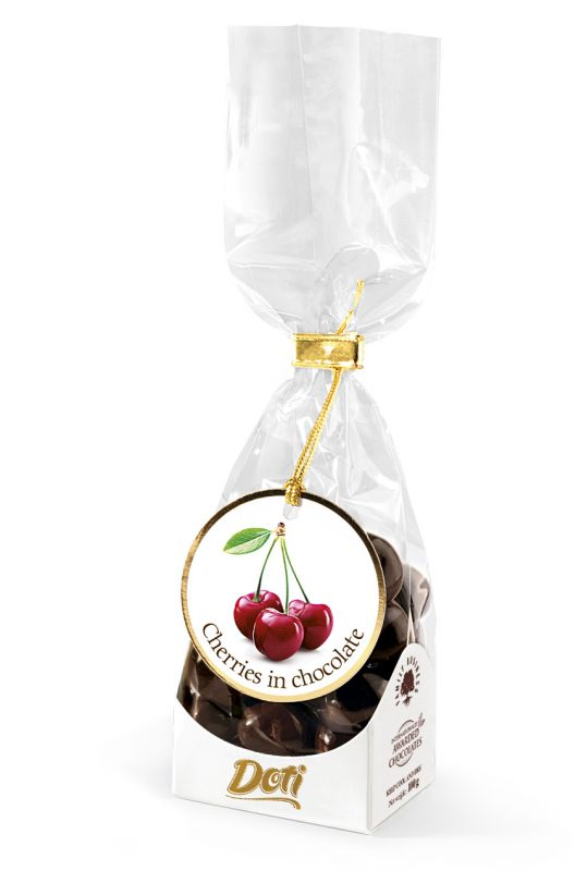 Cherries in Chocolate 100g x 8