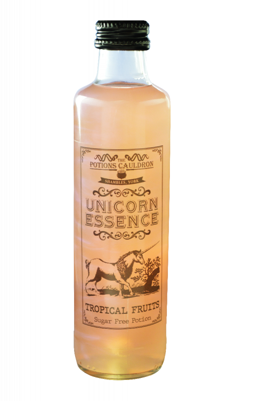 Unicorn Essence - Tropical Fruit Flavour Potion 250ml x 12