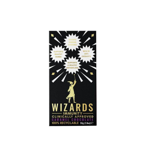Wizards Adult Immunity Caramel 55 x 12