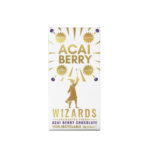 Wizards Enchanted Forest Acai Berry 55x 12
