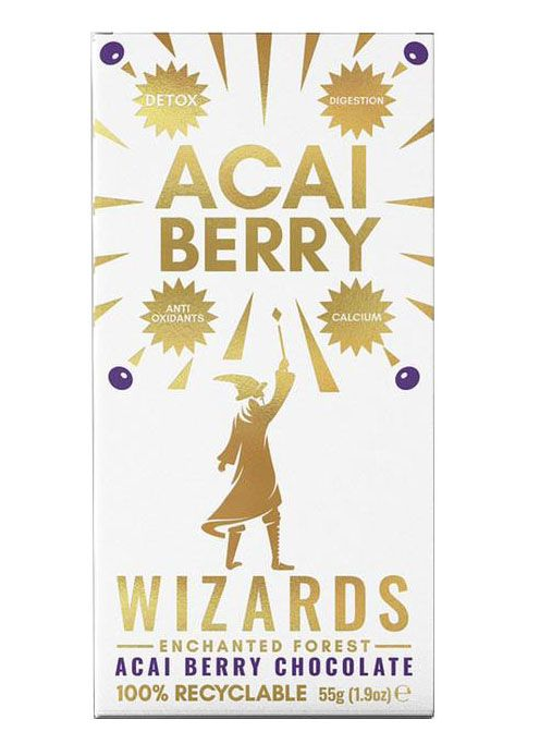 Wizards Enchanted Forest Acai Berry 55g x 12