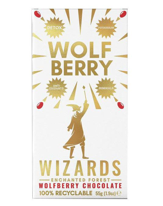 Wizards Enchanted Forest Wolf Berry 55g x 12