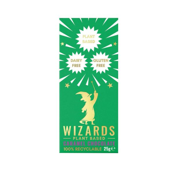 Wizards Kids Immunity Caramel 25 x 12