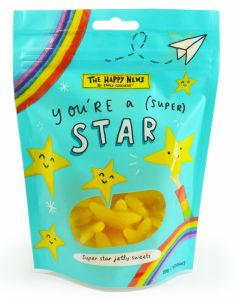 Happy News Stars Doybag 200g x 16